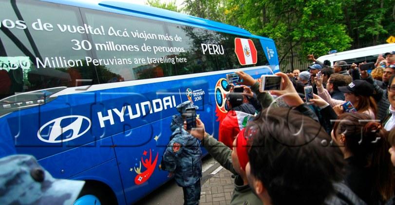 ¡Somos locales! Selección Peruana entrenó con cientos de hinchas presentes [FOTOS Y VÍDEO]