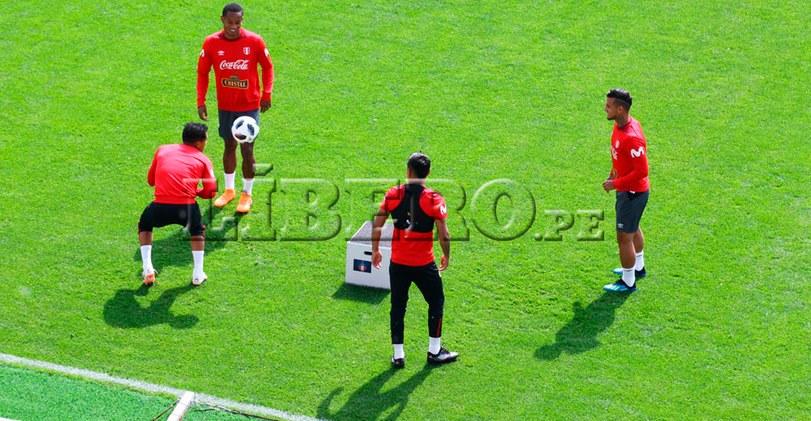 Revive los mejores momentos de la segunda práctica de Perú en el Arena Jimki [FOTOS]