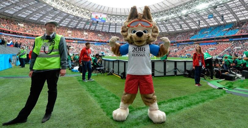 ¡Espectacular! Se alzó el telón del Mundial Rusia 2018 y empezó a rodar el balón [FOTOS]