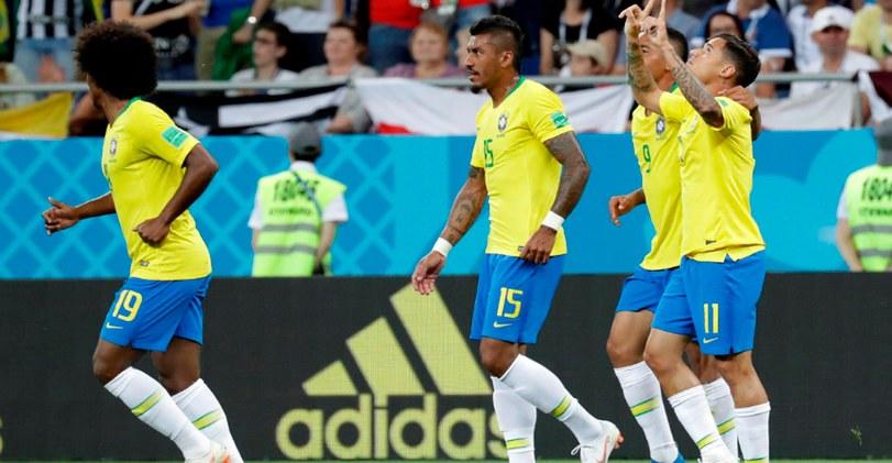 Las mejores postales del empate entre Brasil y Suiza por el Grupo E de Rusia 2018 [FOTOS]