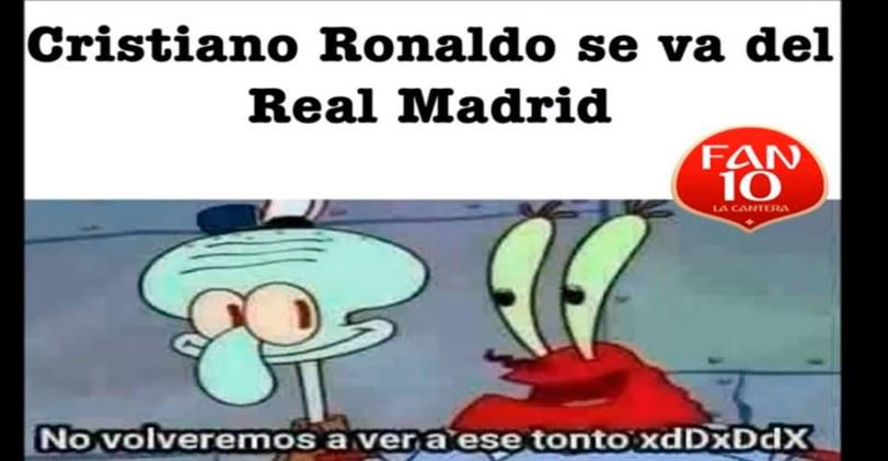 Cristiano Ronaldo: Los divertidos memes tras oficializarse su traspaso a la Juventus [GALERIA]