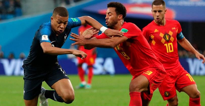 Postales del triunfo de Francia sobre Bélgica para clasificar a la final del Mundial [FOTOS]