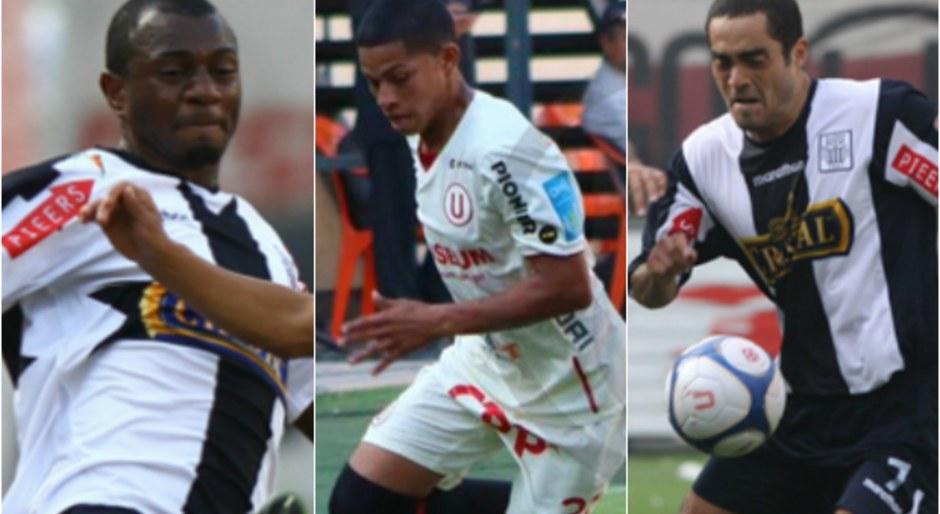 A lo Kevin Quevedo: jugadores que dejaron Universitario para jugar en Alianza Lima