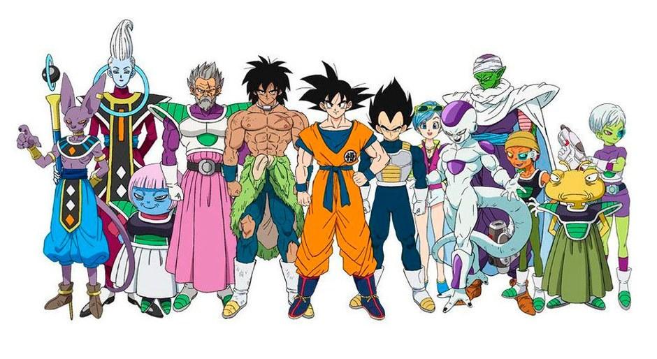 Dragon Ball Super Broly: Historia y diseño de los personajes