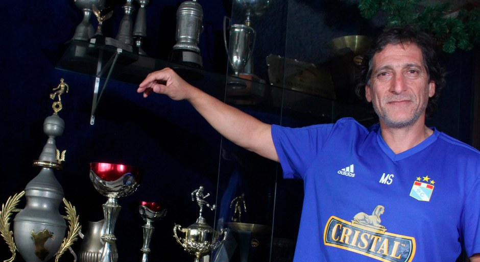 Sporting Cristal: Mario Salas y su campaña es destacada por la prensa chilena