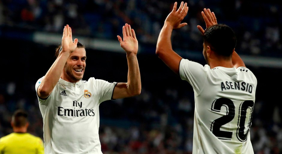 Ver Getafe Vs Real Madrid: Real Madrid Vs Getafe: Merengues Vencieron 2-0 A Los