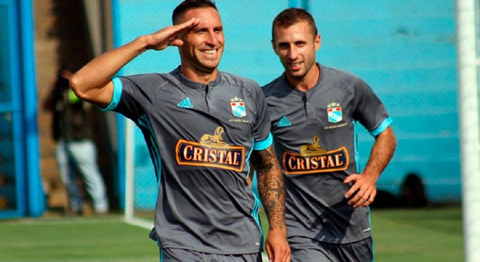 Emanuel Herrera - 39 goles (Hasta el momento, 2018)