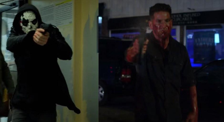 The Punisher está de vuelta y este jueves se lanzó el primer tráiler de su segunda temporada, que llega a Netflix el viernes 18.