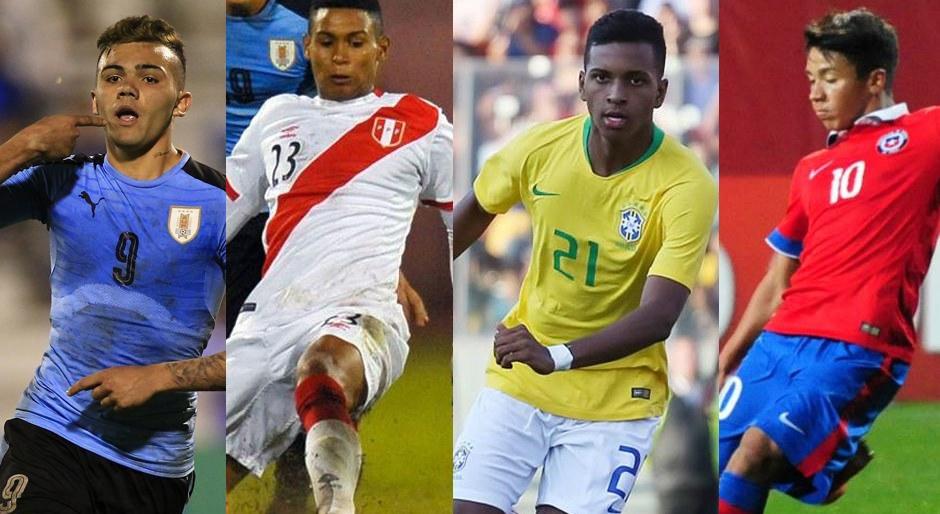 Sudamericano Sub 20 2019: Sudamericano Sub-20 2019: 8 Figuras A Seguir En La