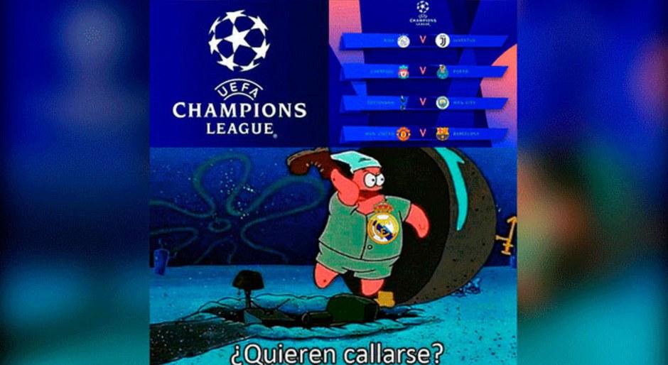 Champions League 2019: Divertidos memes tras conocerse las llaves de ...