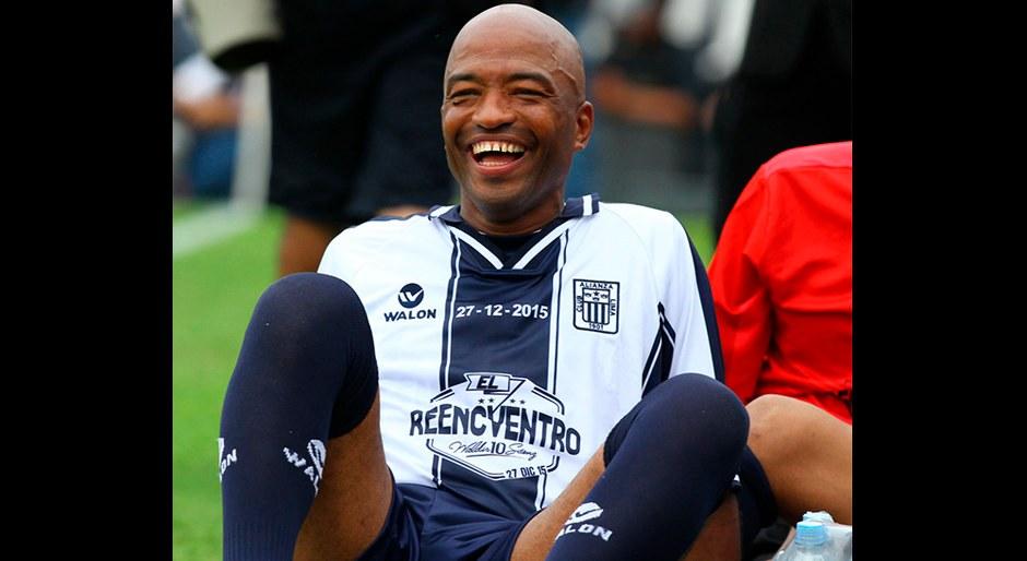 Waldir Sáenz cumple 46 años: Repasa los momentos del goleador histórico de Alianza Lima. Foto: Líbero