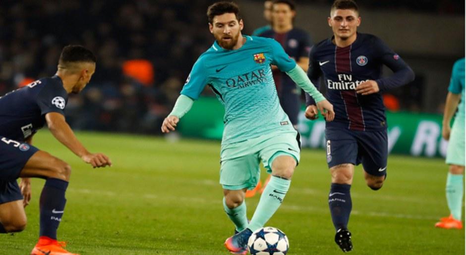 PSG dio el batacazo: Barcelona cayó de manera contundente 4-0 en el reinicio de la Champions League. AP