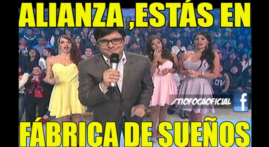 Memes del triunfo de Alianza Lima por 7-2 sobre Juan Aurich en la fecha 8 del Torneo de Verano.