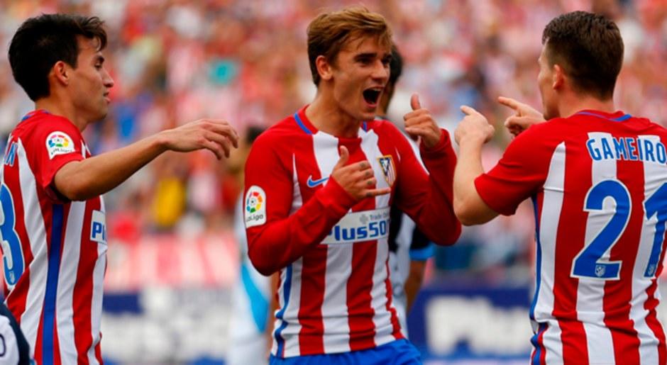 Atlético Madrid tiene nueva camiseta que causa controversia en los hinchas del club colchonero