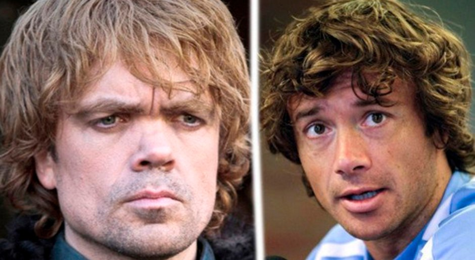 En Game of Thrones, Diego Lugano es igualiato a Tyrion Lannister.