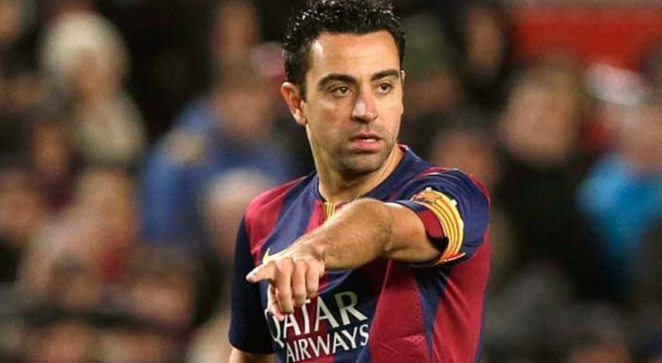 Xavi Hernández volvió a ganar todo con el Barcelona en el 2011 y fue capitán de un gran conjunto azulgrana. EFE