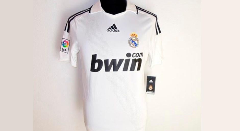 Nueva camiseta del Real Madrid para la próxima temporada 3063e436ecf92