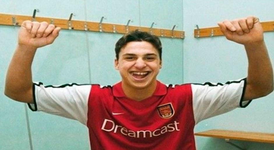 """""""Zlatan no hace pruebas"""". (después de irse del entrenamiento en Londres y no quedarse a negociar con Arsenal)."""