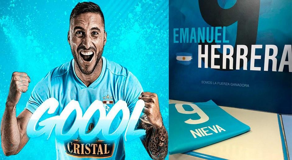 Emanuel Herrera una de las figuras.