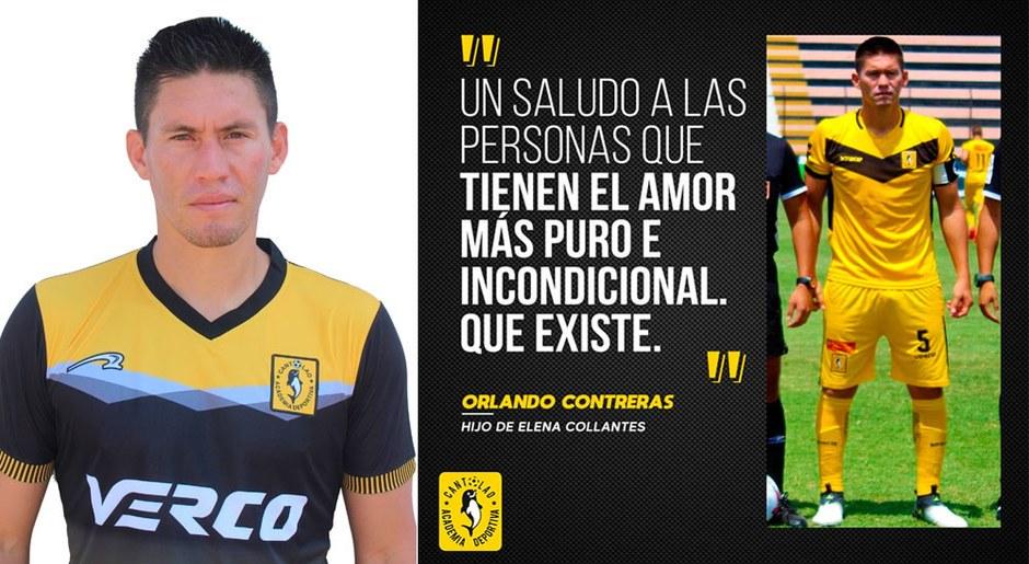El capitán del club, referente para todo en Cantolao es el 'Chino' Contreras. Con 35 años es la voz de mando.