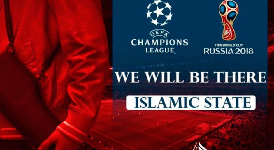 ISIS amenaza atacar la final de la Champions League