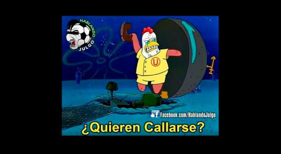 Universitario vs Alianza Lima EN VIVO: Los mejores memes de la previa del superclásico peruano │ FOTOGALERÍA │ FOTOS