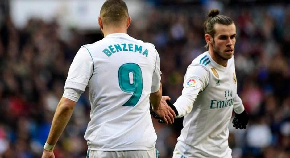 Getafe Real Madrid 0 3: Real Madrid Vs Getafe: Merengues Vencieron 2-0 A Los