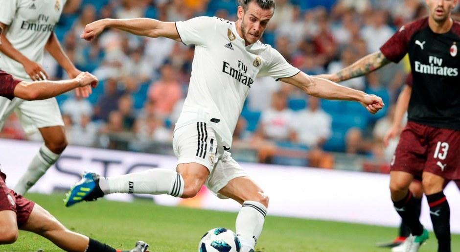 Gareth Bale será el referente del equipo, tras la salida de Cristiano a la Juventus