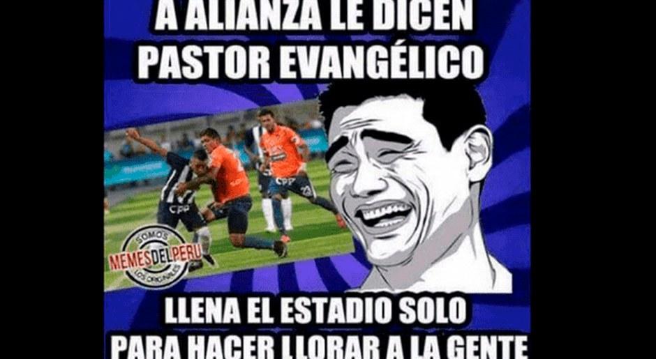Alianza Lima: salen memes por la invasión de iglesia cristiana a la explanada de Matute