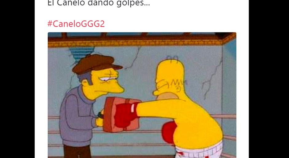 Canelo Álvarez vs Golovkin EN VIVO ONLINE DIRECTO mejores memes de la pelea por título peso mediano de Box