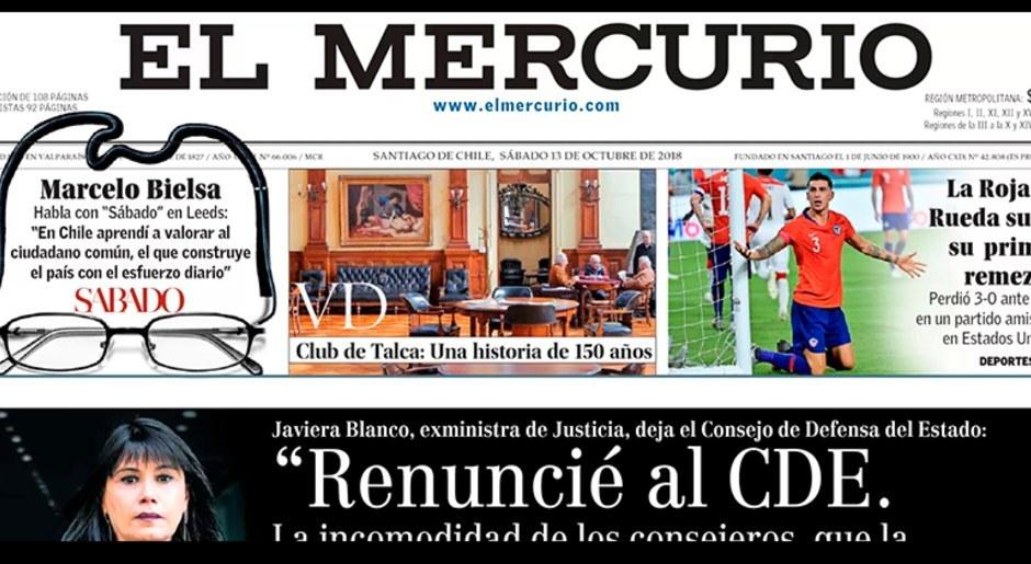 Selección Peruana: Prensa extranjera informó sobre la victoria de Perú ante Chile   Galeria