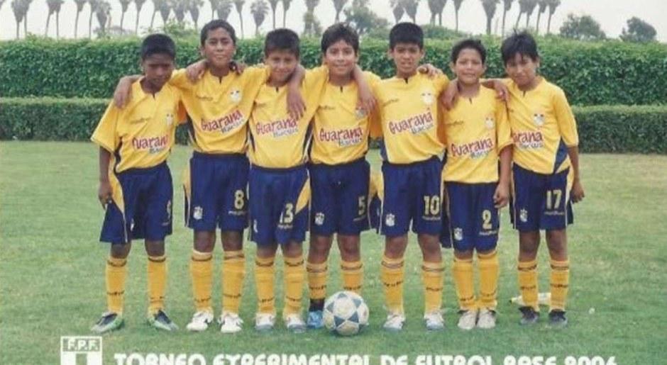 Selección Peruana: La tierna foto de Pedro Aquino y Renato Tapia