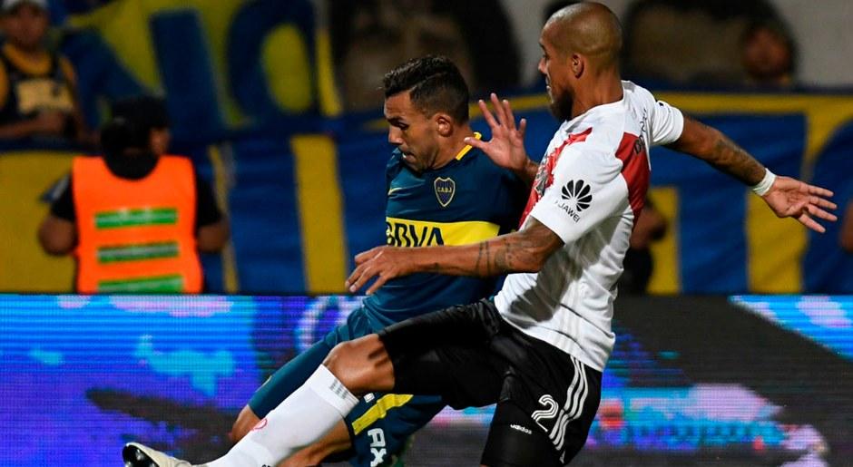 Boca Juniors vs. River Plate vienen desatando pasiones.