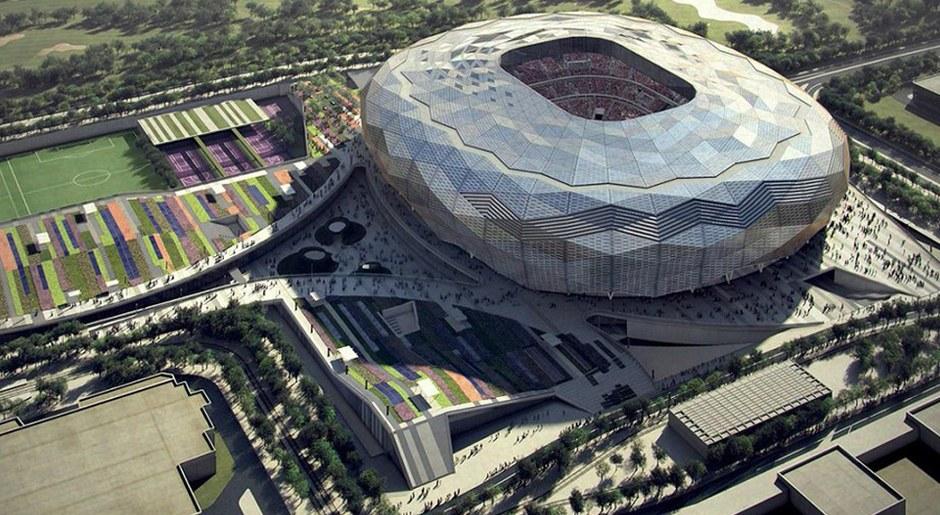 Qatar Foundation (Capacidad 45 350)