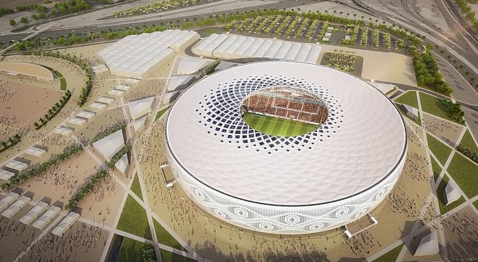 Al Thumama (Capacidad 69 000)