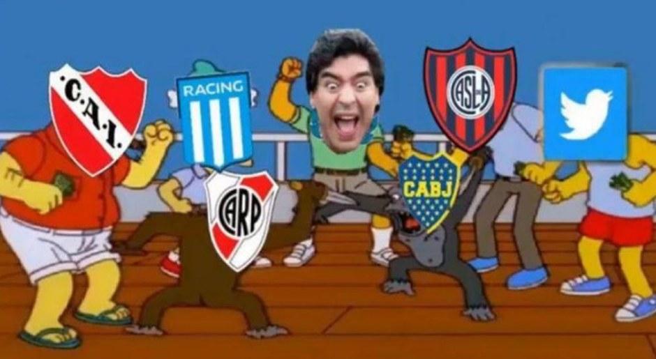 Boca Juniors vs River Plate: los divertidos memes que calientan la final de ida de la Copa Libertadores
