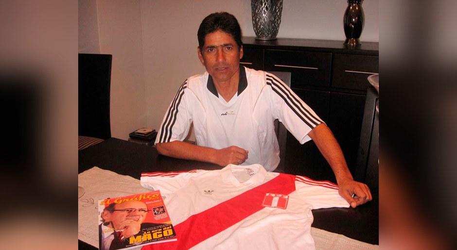 Juan Caballero - 29 goles en 1985
