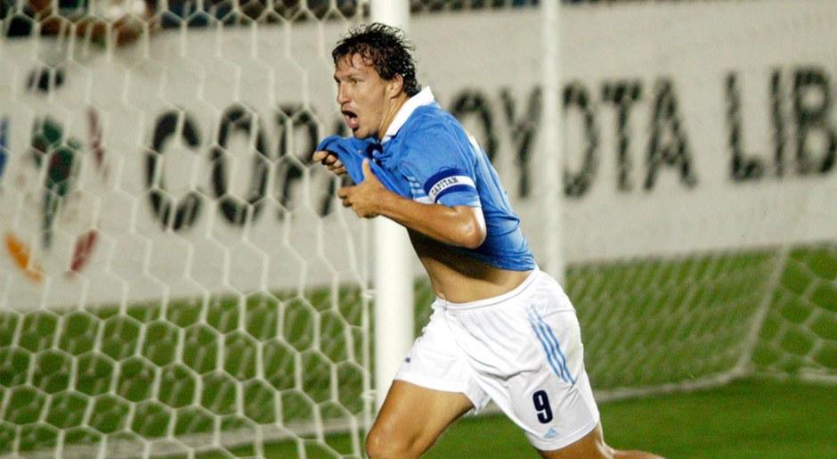 Flavio Maestri - 25 goles en 1994