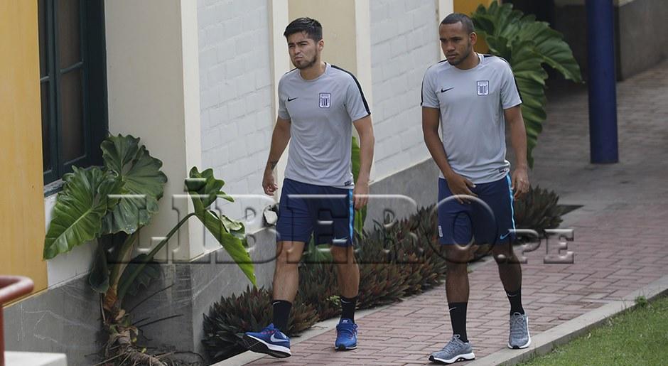Rodrigo Cuba y Aldair Salazar llegaron procedentes de Deportivo Municipal.