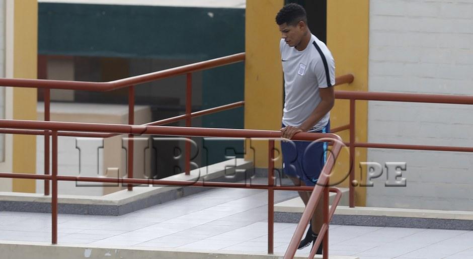 El mundialista Wilder Cartagena fue el último fichaje en ser anunciado por el club.