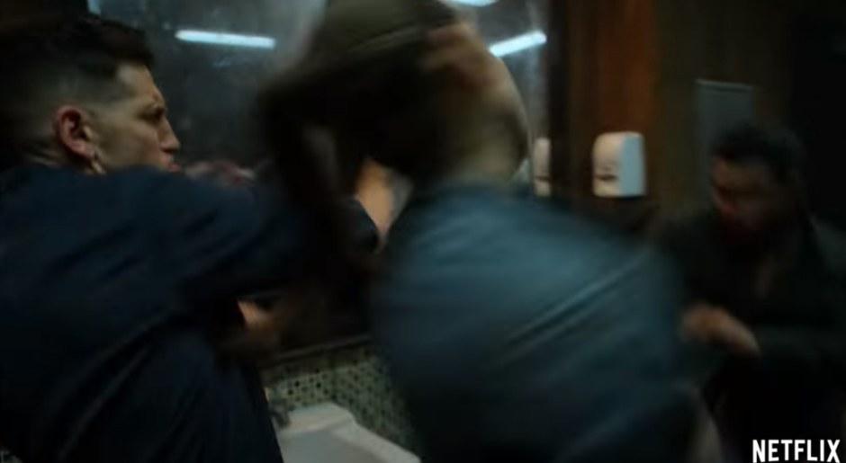Mira lo mejor del tráiler de la temporada 2 de The Punisher. Foto: Netflix
