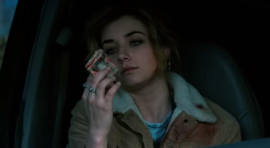 Frank Castle tendrá que asumir la responsabilidad de ayudar a esta joven y los problemas que trae consigo.