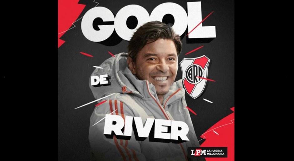 Alianza Lima es víctima de memes tras ser goleado por River Plate en Argentina
