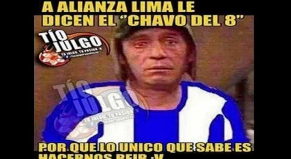 Alianza Lima vs Universitario: Los memes tras el triunfo crema en el clásico en Matute