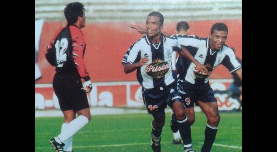 Waldir Sáenz cumple 46 años: Repasa los momentos del goleador histórico de Alianza Lima. Foto: Difusión