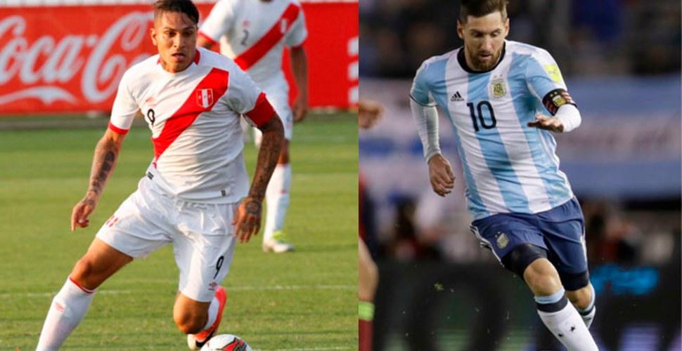 Peru Vs Argentina